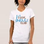 1r Club de los tíos del tiempo (azul) Camiseta