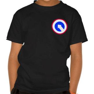 1r Comando de la ayuda Camiseta