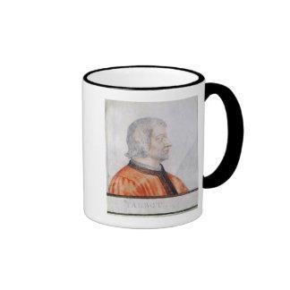 1r conde de Juan Talbot de Shrewsbury Taza De Café