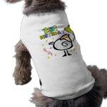 1r Cordero del cumpleaños Camisetas Mascota