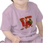 1r Cumpleaños de la granja del cumpleaños Camiseta