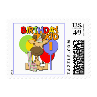 1r cumpleaños de la jirafa