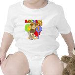 1r cumpleaños de la jirafa traje de bebé