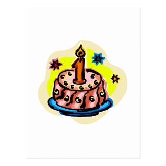1r Cumpleaños Tarjetas Postales