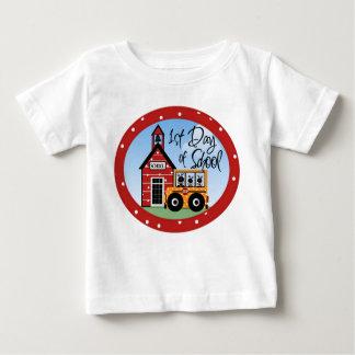 1r Día de camisetas y de regalos de la escuela Playeras