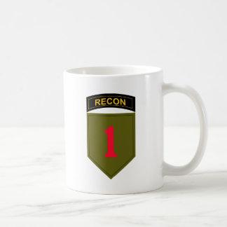 1r División de infantería renovada Taza