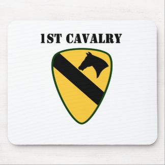 1r División de la caballería Alfombrillas De Ratones