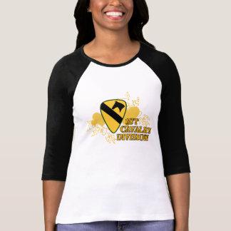 1r División de la caballería Camisetas