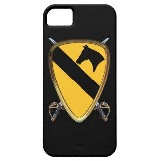 1r División de la caballería Funda Para iPhone 5 Barely There