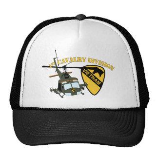 1r División de la caballería - Vietnam - Huey Gorros