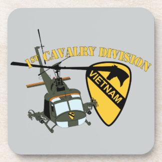 1r División de la caballería - Vietnam - Huey Posavasos