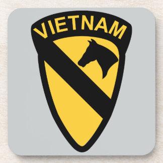 1r División de la caballería - Vietnam Posavasos De Bebida