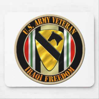 1r División OIF de la caballería Alfombrillas De Ratones