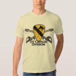 1r División primer Cav de la caballería Camisas