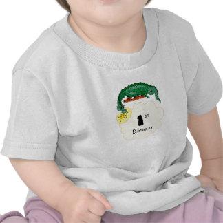 1r Dragón del cumpleaños Camiseta