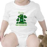 1r El Leprechaun más lindo de St Patrick del Traje De Bebé