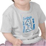 1r El muchacho del cumpleaños protagoniza un nombr Camiseta