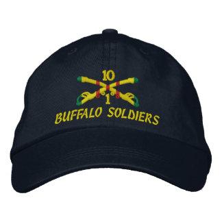1r Escuadrillas., gorra bordado 10ma caballería Gorra De Beisbol