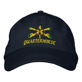 1r Escuadrillas., gorra bordado 4ta caballería Gorras De Béisbol Bordadas