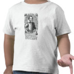 1r gobernador de capitán John Smith de Virginia Camisetas
