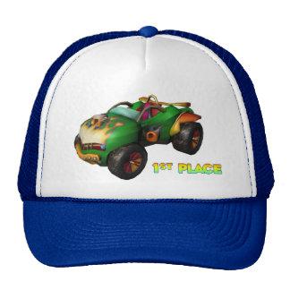 1r gorra del lugar