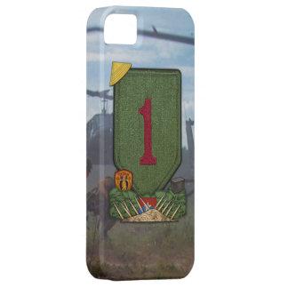 1r Guerra de Vietnam Nam de la división de Funda Para iPhone SE/5/5s