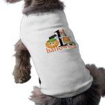 1r Halloween del bebé Camiseta De Perro