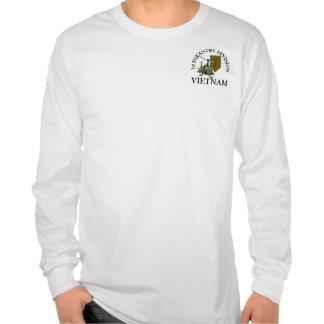 1r Identificación Vietnam Camisetas