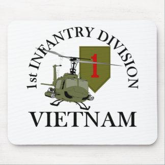 1r Identificación Vietnam Alfombrillas De Ratones