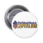 1r Iglesia nacional del capitalismo Pin