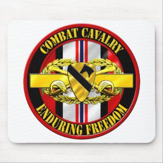 1r La caballería de división de la caballería expl Alfombrilla De Ratón