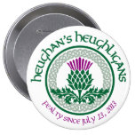 1r Logotipo del aniversario HH Pin