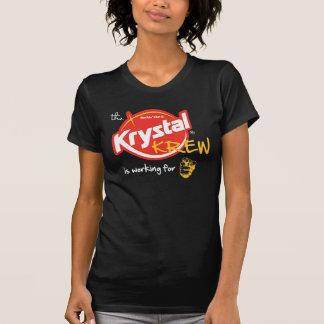1r lugar de Krystal - funcionamiento del equipo Camisetas