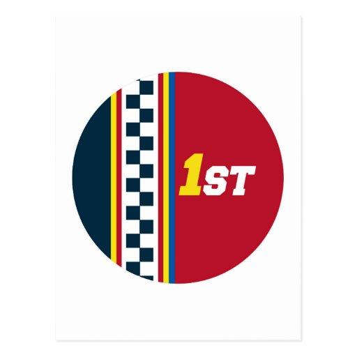 1r lugar - pole position postal