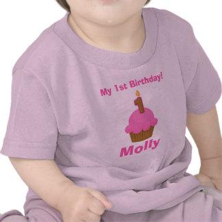 1r Magdalena del rosa de la camiseta del