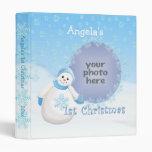 1r Memorias del muñeco de nieve del navidad 1 carp