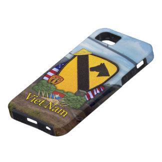 1r nam del cav del aire de la división de la funda para iPhone SE/5/5s