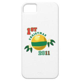 1r Navidad 2011 iPhone 5 Case-Mate Cobertura