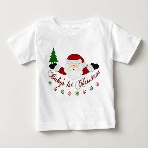 1r navidad de Babys Remeras