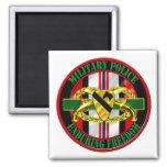 1r Policía militar OEF de la división de la caball Imanes