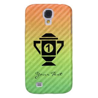 1r Ponga el diseño del trofeo Funda Para Galaxy S4