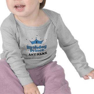 1r Príncipe del cumpleaños Camiseta