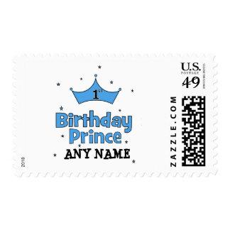 1r Príncipe del cumpleaños Envio