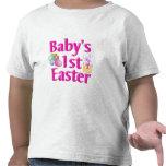 1r regalo de Pascua del bebé Camisetas