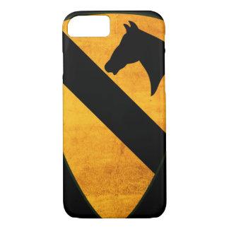 1r Remiendo de la división de la caballería Funda iPhone 7