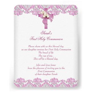 1r Rosa blanco de los primeros de la comunión sant Comunicado Personal