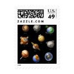 1r sello de la clase de la Sistema Solar