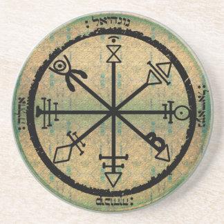 1r sello del venus posavaso para bebida