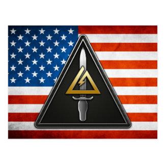 1r Separación-Delta operativo de las fuerzas Postal