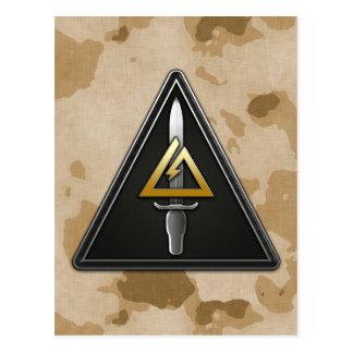 1r Separación-Delta operativo de las fuerzas Postales
